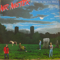Mr Mister Lp Vinil Welcome To The Real World + Encarte