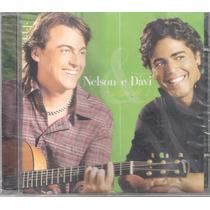 Cd Nelson E Davi Acústico Vol 2 / Lacrado Frete Gratis