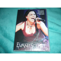 Dvd Evanescence Live In Germany 2007 Nacional Novo E Lacrado