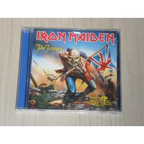 Cd Iron Maiden - The Trooper (single Inglês)