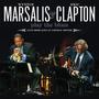 Cd Wynton Marsalis & Eric Clapton Play The Blues... Frete 0