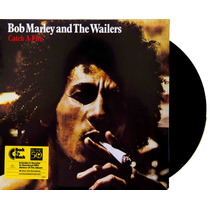 Lp Vinil Bob Marley & The Wailers Catch A Fire Lacrado 180g