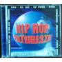 Cd Hip Hop Futurista Snj,dmn,código Fatal,sp Funk...