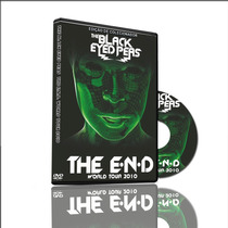 Dvd The Black Eyed Peas Live In The End Tour 2010