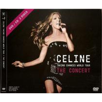 Celine Dion - Taking Chances World Tour (cd + Dvd) Made Usa