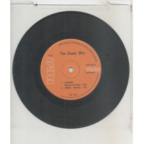Compacto Vinil The Gess Who - Laughing - Undun - These Eyes