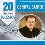 Cd - Genival Santos - 20 Super Sucessos
