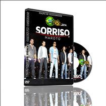 Dvd Sorriso Maroto Ao Vivo Sambra Brasil 2014
