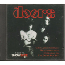 Cd The Doors Show Bizz Gravações Inéditas Do The Doors Box