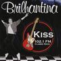 Cd Brilhantina - Kiss Fm 102.1 (2003) Frete Gratis