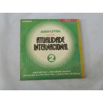 Atualidade Internacional 1974 Another Day/per Amore Compacto