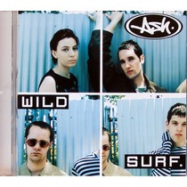 Cd Single - Ash - Wild Surf Part 2 (importado)