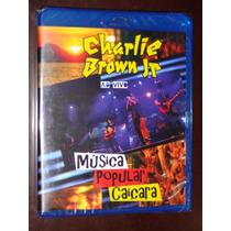 [blu-ray] Charlie Brown Jr. Musica Popular Caiçara Lacrado
