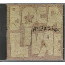Cd Boca Livre - Americana - 1995