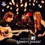 Cd Sandy E Junior - Acustico Mtv -novo Lacrado-box Acrilico