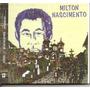 Cd - Milton Nascimento - 1969 - Coleção Abril Livro Cd