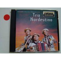 Cd - Trio Nordestino - Raízes Nordestinas