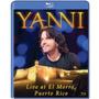 Yanni-yanni-live At El Morro Puerto Rico Blu-ray Import