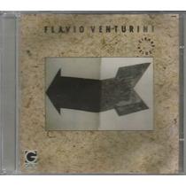 Cd Flávio Venturini - Cidade Veloz - 1990 - 14 Bis