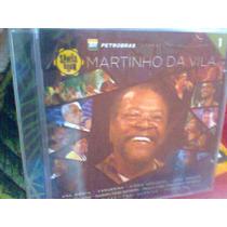 Cd Martinho Da Vila @ Sambabook 1 -lacrado- (frete Grátis)