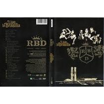 Rbd- Rebelde Live In Brasília -ler-
