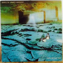 Lp Barclay James Harvest - Turn Of Tide Import Uk 1ª Prensa