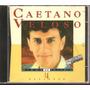 Cd - Caetano Veloso - Minha História