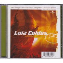 Luiz Caldas - Cd Ao Vivo Salvador ( Ivete Sangalo, Fagner )