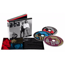 A-ha - East Of The Sun West Of The Moon -2cds+dvd Deluxe Ed