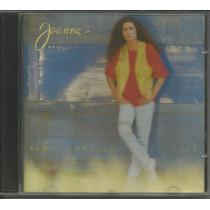 Cd Joanna - Alma, Coração E Vida - 1993 - Fora De Catálogo