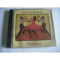 Cd Sergio Mendes - Brasileiro