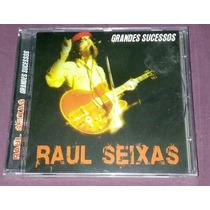Cd - Raul Seixas - Grandes Sucessos - Novo E Lacrado.