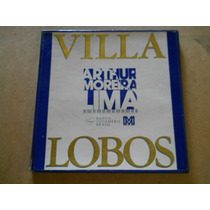 Arthur Moreira Lima/ Villa Lobos- Antologia Para Piano 3 Lps