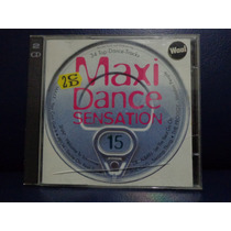 Maxi Dance Sensation Cd Duplo 15 - Coletanea Dance Mix House