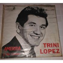 Compacto Trini Lopez America/if I Had A Hammer Capa Sanduích