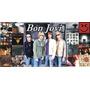 Bon Jovi Dvd/cd Com Discografia Completa + Raridades 84-2015