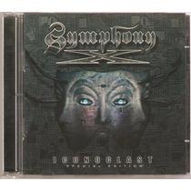 Cd Symphony X - Damnation Game ( Hellion )