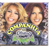 Cd Poster - Companhia Do Calypso - Volume 6 - Furacão Brasil