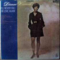 Lp Dionne Warwick - I`ll Never Fall In Love Again