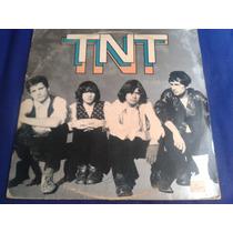Tnt - 2º Lp 1988 Raríssimo C/ Encarte - Não Vai Mais Sorrir