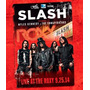Slash - Live At The Roxy - Blu Ray Lacrado