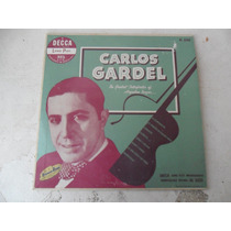 Carlos Gardel - The Greatest Interpreter Of Argertine Tango