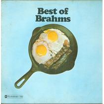 Lp Best Of Brahms - 1976 - Westmister-mid