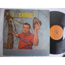 Lp - Osvaldo Oliveira / Ê Cariri / Cbs / 1965