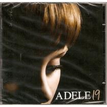 Adele 19 Cd Lacrado Novo Original Excelente Preço Imperdível