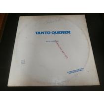 Lp Beth Carvalho - Tanto Querer, Disco Vinil, Ano 1990