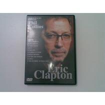 Cd Eric Clapton Participaçao Especial Phil Collins