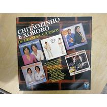 Lp Chitãozinho & Chororó Sertanejo Grandes Sucessos