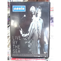Oasis Live By The Sea Dvd Original Impecável
