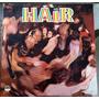 Lp Hair - Versão Brasileira De 1969 Do Musical Da Broadway!